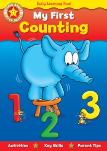 My First Counting, Paperback / softback Book