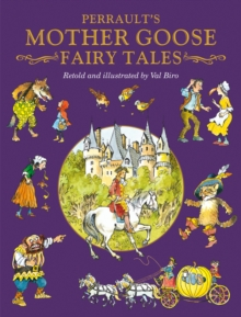 Perrault's Mother Goose Fairy Tales, Hardback Book