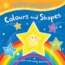 First Colours and Shapes, Board book Book