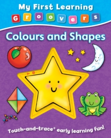 Colours and Shapes, Board book Book