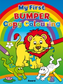 My First Bumper Copy Colouring, Paperback Book
