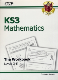 KS3 Maths Workbook (with Answers) - Foundation, Paperback / softback Book