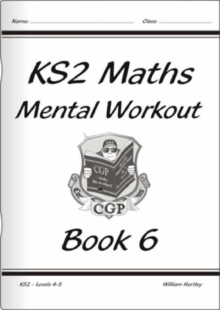 KS2 Mental Maths Workout - Year 6, Paperback Book