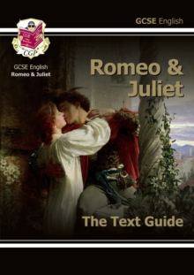 Grade 9-1 GCSE English Shakespeare Text Guide - Romeo & Juliet, Paperback Book