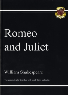 Romeo and Juliet - The Complete Play, Paperback Book