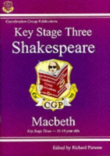 KS3 English Shakespeare Text Guide - Macbeth, Paperback Book
