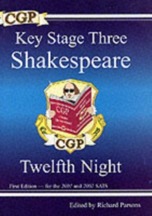 KS3 English Shakespeare Text Guide - Twelfth Night, Paperback Book