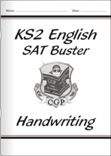 KS2 English Writing Buster - Handwriting, Paperback / softback Book