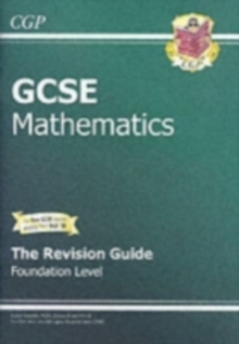 GCSE Maths Revision Guide with Online Edition - Foundation (A*-G Resits), Paperback Book
