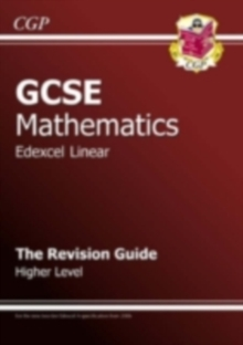 GCSE Maths Edexcel Revision Guide with Online Edition - Higher (A*-G Resits), Paperback Book