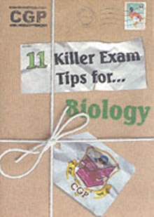 Biology Killer Exam Tips (A*-G Course), Paperback Book