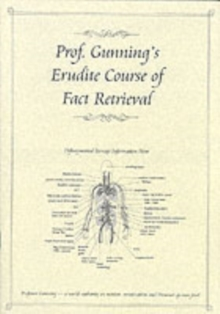Professor Gunning's Erudite Course of Fact Retrieval (How to Revise), Paperback Book