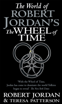 World Of Robert Jordan's Wheel Of Time, Paperback Book