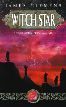 Wit'ch Star : The Banned and the Bannished Book Five, Paperback Book