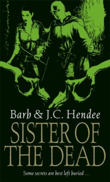 Sister of the Dead, Paperback Book