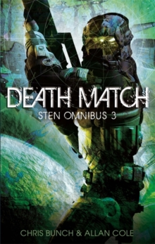 Death Match: Sten Omnibus 3 : Numbers 7 & 8 in series, Paperback Book