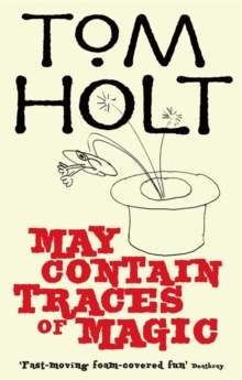 May Contain Traces Of Magic, Paperback Book