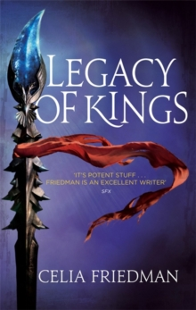 Legacy Of Kings : The Magister Trilogy: Book Three, Paperback Book