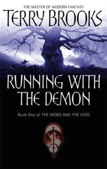 Running With The Demon : The Word and the Void Series: Book One, Paperback Book