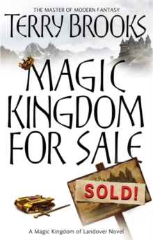 Magic Kingdom For Sale/Sold : Magic Kingdom of Landover Series: Book 01, Paperback Book