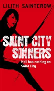 Saint City Sinners, Paperback Book