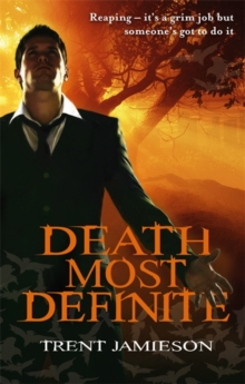 Death Most Definite, Paperback Book