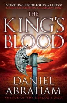 The King's Blood : Book 2 of the Dagger and the Coin, Paperback Book