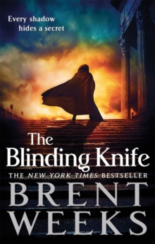 The Blinding Knife : Book 2 of Lightbringer, Paperback / softback Book