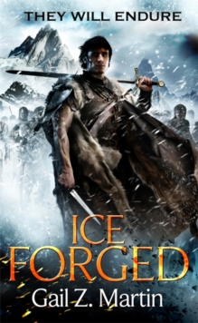 Ice Forged, Paperback Book