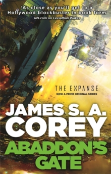 Abaddon's Gate : Book 3 of the Expanse, Paperback Book