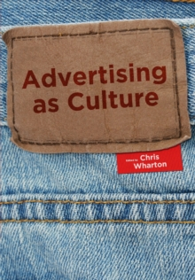 Advertising as Culture, Paperback / softback Book