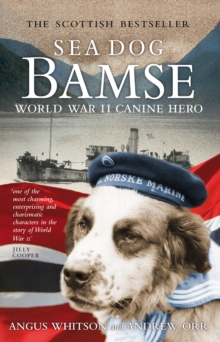Sea Dog Bamse : World War II Canine Hero, Paperback / softback Book