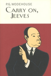 Carry On, Jeeves, Hardback Book