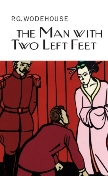The Man With Two Left Feet, Hardback Book
