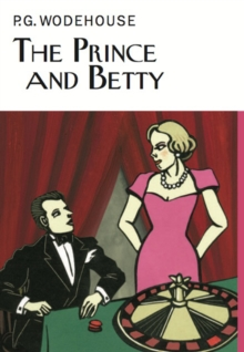 The Prince and Betty, Hardback Book