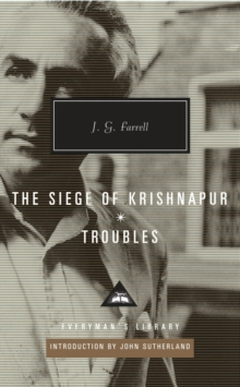 Troubles : The Siege of Krishnapur, Hardback Book