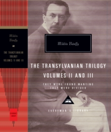They Were Found Wanting and They Were Divided : The Transylvania Trilogy Vol. 2, Hardback Book