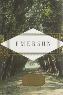 Emerson Poems, Hardback Book