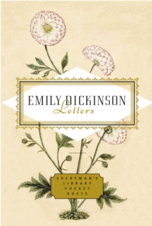 Letters of Emily Dickinson, Hardback Book