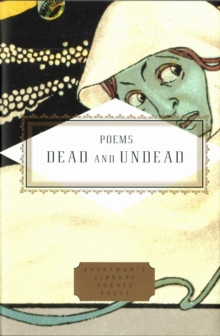 Poems of the Dead and Undead, Hardback Book