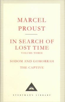 In Search of Lost Time Volume 3, Hardback Book