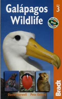 Galapagos Wildlife, Paperback Book