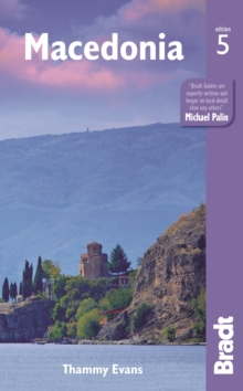 Macedonia, Paperback Book