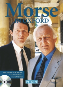Morse in Oxford with CD, Paperback / softback Book