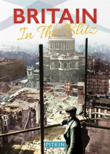 Britain in the Blitz, Paperback / softback Book