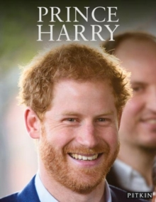 Prince Harry, Paperback Book