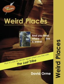 Weird Places, Paperback / softback Book