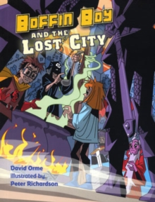 Boffin Boy and the Lost City, Paperback Book