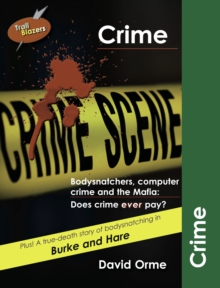 Crime : Set Six, Paperback Book