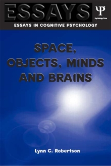 Space, Objects, Minds and Brains, Hardback Book
